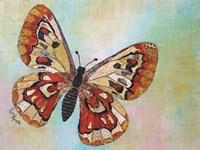 Wings of Gold I Fine-Art Print
