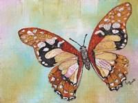 Wings of Gold II Fine-Art Print