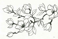Flower Drawing Fine-Art Print