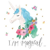 Magical Friends IV Fine-Art Print