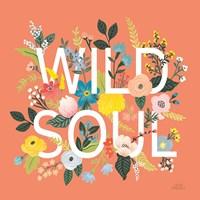 Wild Garden I Fine-Art Print