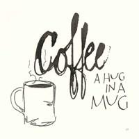 Coffee Sayings V Fine-Art Print