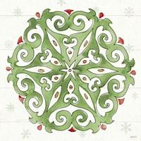 Modern Farmhouse XV Christmas Fine-Art Print
