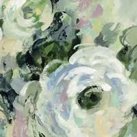 Sage and Lavender Peonies III Fine-Art Print