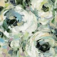 Sage and Lavender Peonies II Fine-Art Print