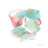 Abstract Monogram L Fine-Art Print