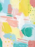 Fresh Face Abstract II Fine-Art Print