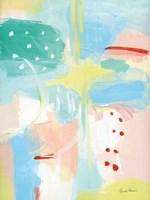 Fresh Face Abstract I Fine-Art Print