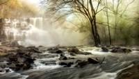 Waterfall Creek Fine-Art Print