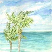 Refreshing Coastal Breeze I Fine-Art Print