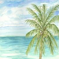Refreshing Coastal Breeze II Fine-Art Print