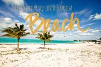 Florida Beach Fine-Art Print