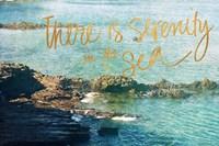 Serenity At The Sea Fine-Art Print