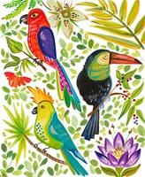 Into the Tropics II Fine-Art Print