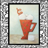 Tis the Season for Cocoa III Fine-Art Print