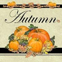 Autumn Pumpkins Fine-Art Print