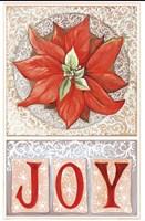 Poinsettia Joy Fine-Art Print