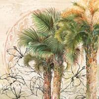 Palms Away II Fine-Art Print