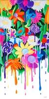 Garden Drips Fine-Art Print