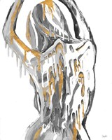 Golden Woman Fine-Art Print