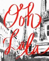 Ooh La La Fine-Art Print