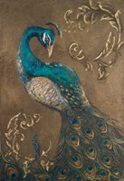 Pershing Peacock I Fine-Art Print