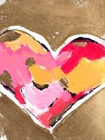 Heart Full of Love II Fine-Art Print