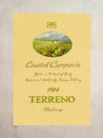 Wine Label I Fine-Art Print