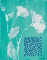 Floral Whisper II Fine-Art Print