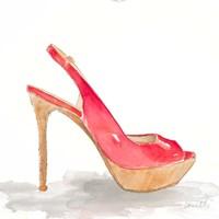 Pool Party Stiletto Fine-Art Print