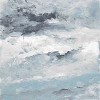 Sea Meets Storm I Fine-Art Print