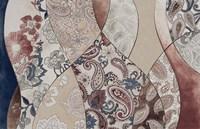Neutral Paisley Coalescence Fine-Art Print
