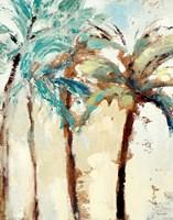 Bright Island Morning II Fine-Art Print