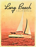 Long Beach, California Fine-Art Print