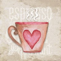 Daily Coffee III Fine-Art Print