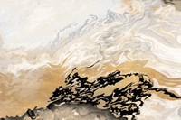 Gold Wave Fine-Art Print