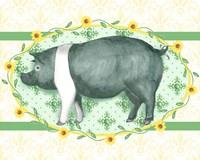 Piggy Wiggy II Fine-Art Print