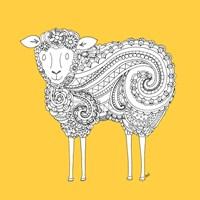 Ornate Farm IV Fine-Art Print
