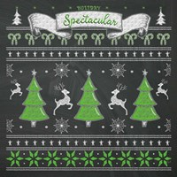 Holiday Sweater II Fine-Art Print