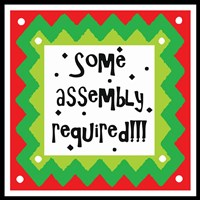 Some Assembly Required Fine-Art Print