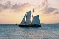 Coastal Sailing Fine-Art Print