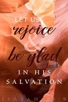 Rejoice in His Salvation Fine-Art Print