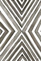 Angled Black & White Fine-Art Print