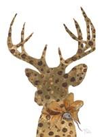 Deer with Dots Fine-Art Print