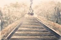 Railway Bound Fine-Art Print