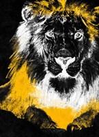 Stained Safari I Fine-Art Print