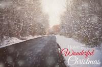 Wonderful Christmas Fine-Art Print