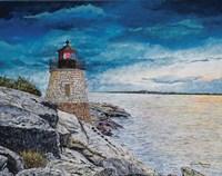 Castle Bay Light Fine-Art Print
