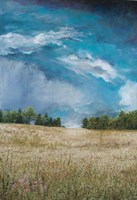 Approaching Storm (no barn) Fine-Art Print