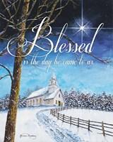 Blessed Church Fine-Art Print